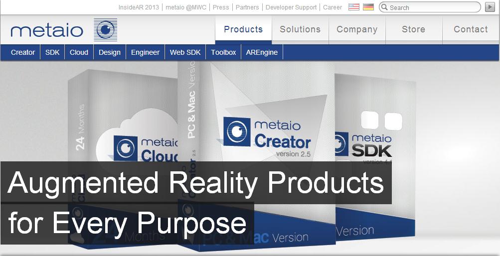 Installation et configuration de metaioSDK pour développer vos applications de RA
