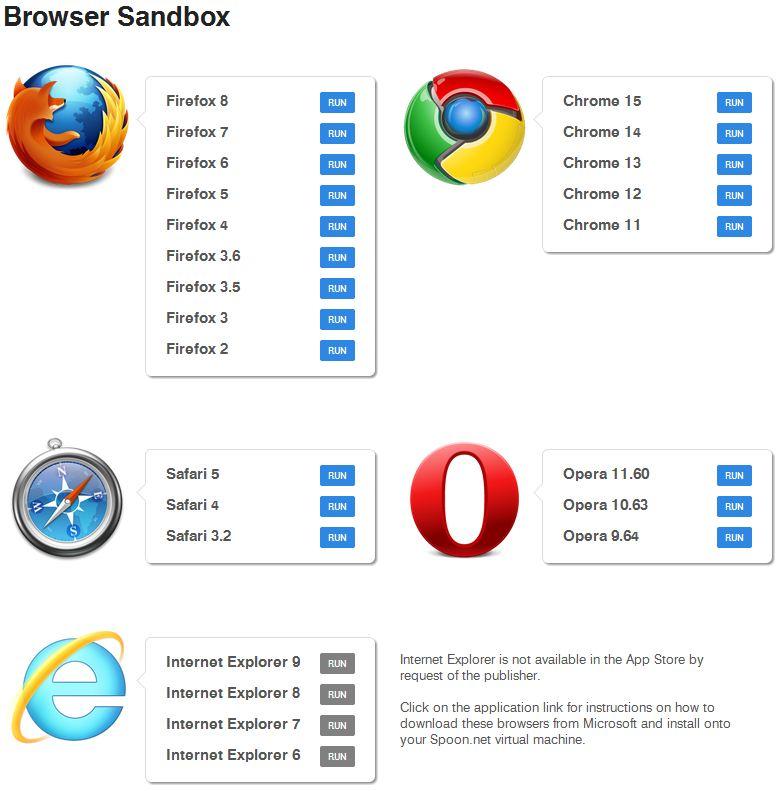 Tester le rendu de son site web sous plusieurs navigateurs