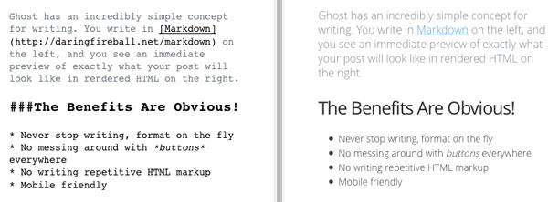 Markdown, la syntaxe de mise en forme discrète