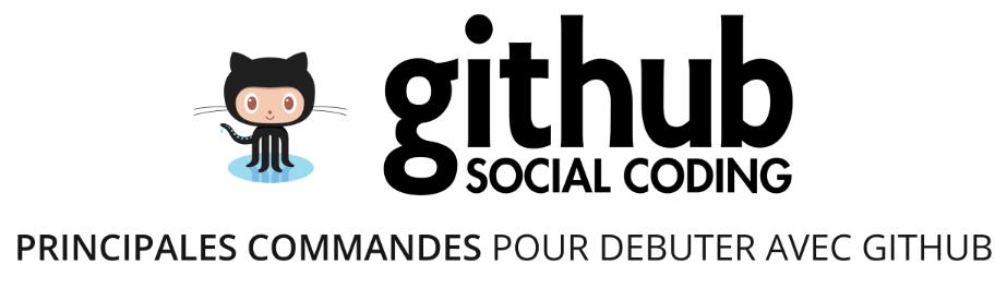Github : Mémo des principales commandes pour débuter